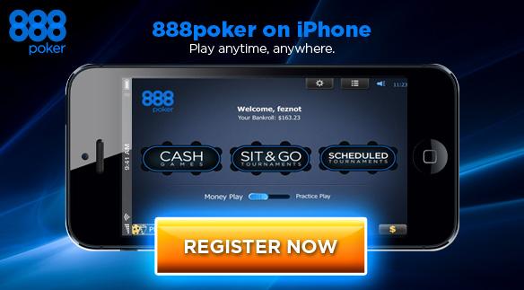 Mobile Casino Triple 8 Poker 888