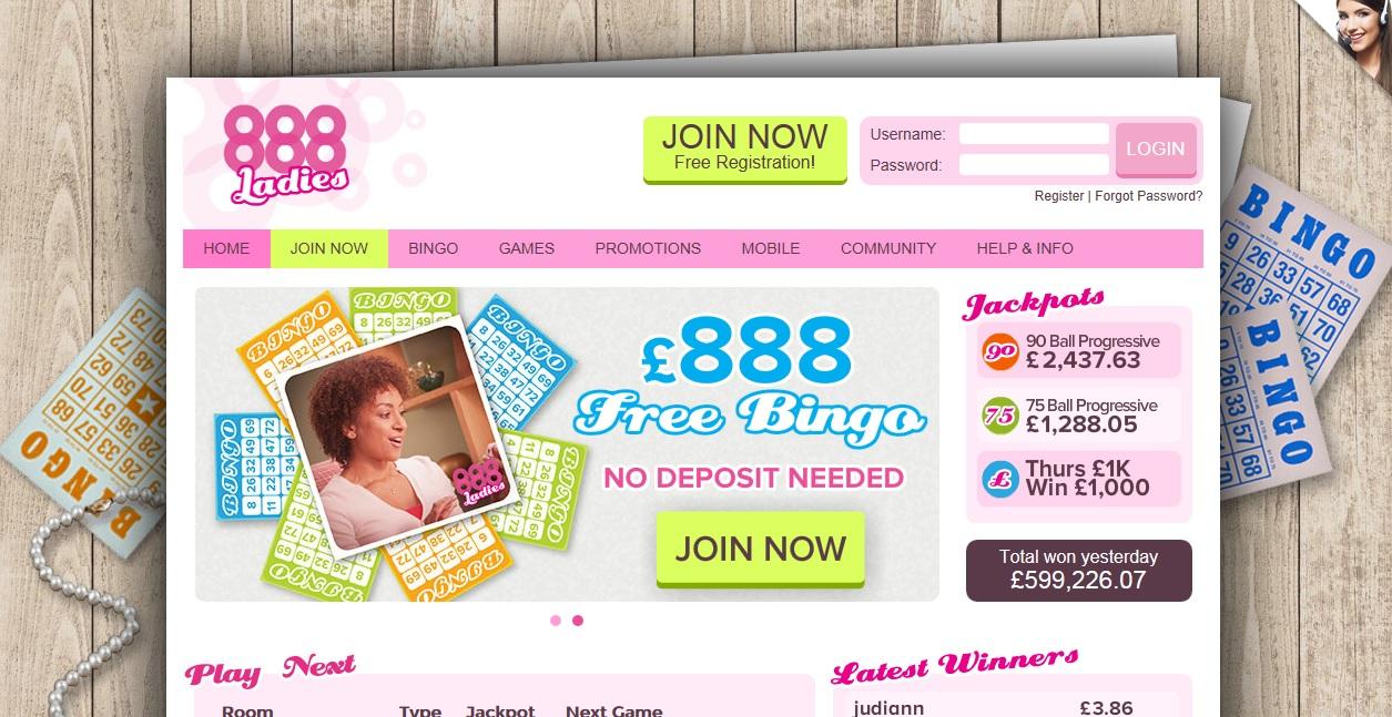 Free online bingo no deposit 25 and 888