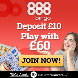 888 bingo play with 60